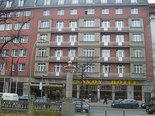 Savoy Hotel Berlin Wikipedia