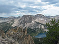 Sawtooths and Toxaway Lake.JPG