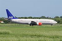 LN-RRS - B738 - SAS