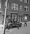 Scenes uit de film Samen op stap. Duitse legerwagen met militairen, Bestanddeelnr 901-5825.jpg