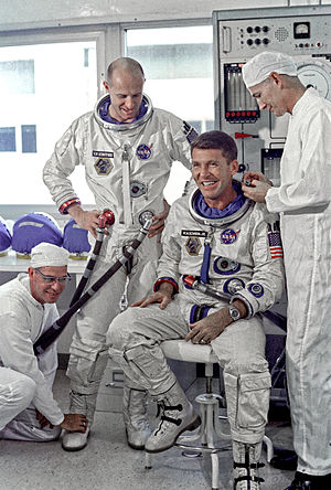 Jingle Bells - Wally Schirra and Tom Stafford of Gemini VI (1965)