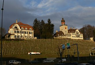 Balgach - Image: Schloss Heerbrugg 3
