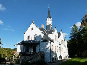 Freital - Burgk castle