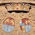 Schloss Schney (Lichtenfels-Schney).Portal.Wappen.2.D-4-78-139-267.ajb.jpg