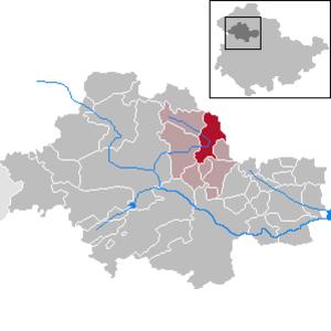 Schlotheim - Image: Schlotheim in UH