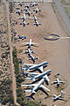 Scrapline at Pinal Air Park, Marana. 9th Feb 2014 (13569300635).jpg