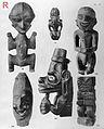 Sculptures d'Afrique, d'Amerique, d'Oceanie Wellcome L0032974.jpg