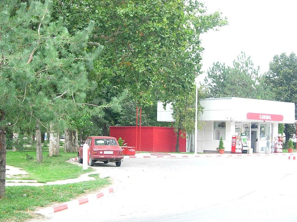 Sečanj, Lukoil filling-station