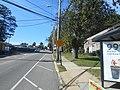 Sea Cliff Avenue; School Bus Stop Pentagon with Words.jpg