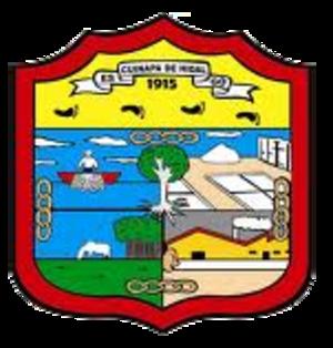 Escuinapa de Hidalgo - Image: Seal of Escuinapa