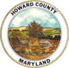 Official seal of Howard County