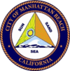 Official seal of Manhattan Beach, California