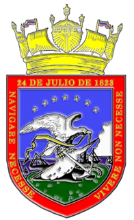 maritime warfare branch of Venezuela