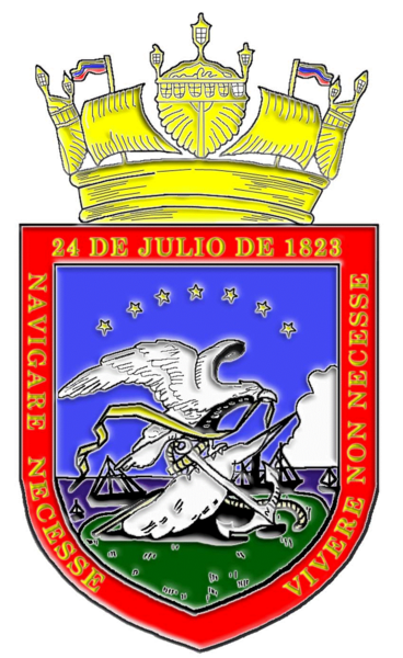 TT - Noticias Internacionales - Página 15 368px-Seal_of_the_Venezuelan_Navy