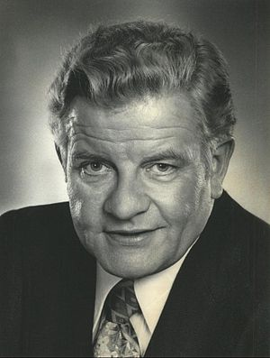 Sean McClory - McClory in 1975