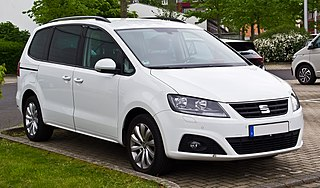 SEAT Alhambra Large multi-purpose vehicle