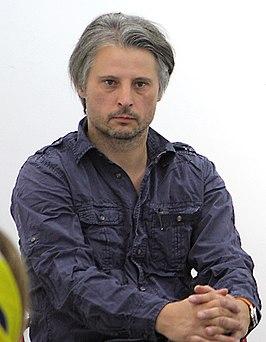 Sebastian Bieniek in 2018