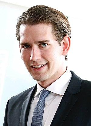 Austrian legislative election, 2017 - Image: Sebastian Kurz crop