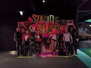 Suicide Squad Film 2016 Wikiquote
