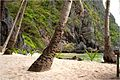 Secret lagoon beach on Miniloc island - panoramio - Tuderna.jpg