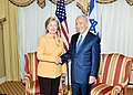 Secretary Clinton Meets With Israeli President (3582386451).jpg