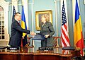 Secretary Clinton and Romanian Foreign Minister Sign Agreements (3583019087).jpg