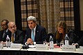 Secretary Kerry Delivers Remarks at the Trilateral Ministerial With the Republic of Korea and Japan (29145273403).jpg