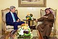 Secretary Kerry Sits With King Hamad of Bahrain at Outset of Meeting Amid Egyptian Development Conference.jpg
