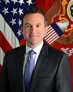 Eric Fanning 22nd United States Secretary of the Army