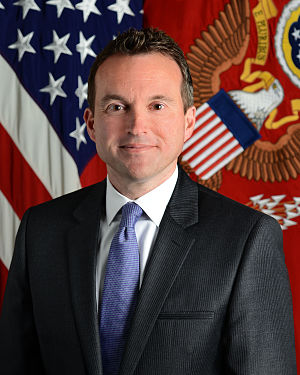 Eric Fanning - Image: Secretary of the Army Eric Fanning