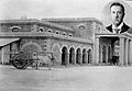 Secunderabad railway station in 1874.jpg