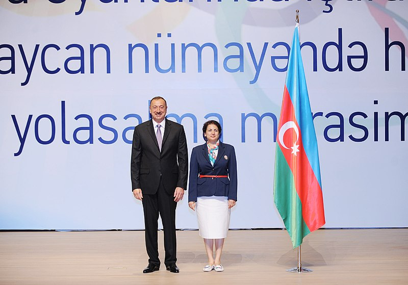 File:Seeing-off ceremony for Azerbaijani sportsmen to represent the country at the London 2012 Summer Olympic Games 3.jpg