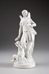 Segern. Figur i biskvi. Berlin. Tyskalnd - Hallwylska museet - 86913.tif