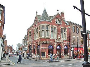Selby - Former town council offices, Selby