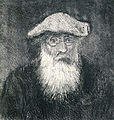 Self-portrait by Camille Pissarro.jpg