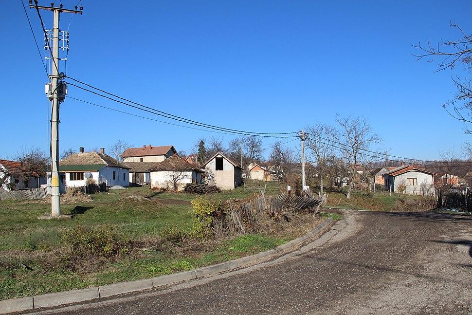 Selo Gola Glava - opština Valjevo - zapadna Srbija - panorama 9