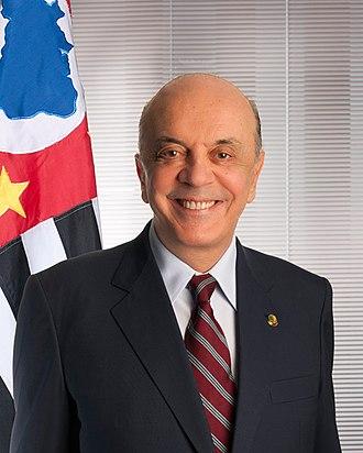 José Serra - Image: Senador José Serra (Foto Oficial 2015)