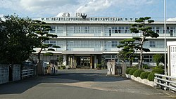 Senshu University Kitakami High School,.jpg