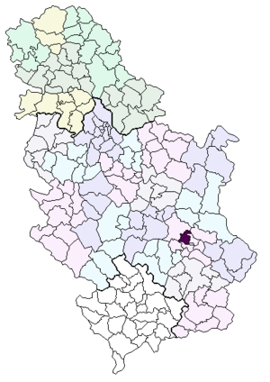 Crveni Krst, Niš - Image: Serbia Crveni Krst