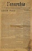 Serge - Leur Paix, paru dans L'Anarchie, 6 avril 1911.djvu