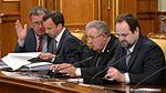 Sergey Prikhodko, Arkady Dvorkovich, Viktor Ishayev and Sergey Donskoy 30 May 2013.jpg