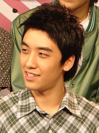 Seungri - Seungri at the TV show Fast Forward in Thailand on December, 2007