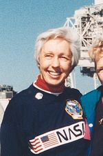 Seven Members of the First Lady Astronaut Trainees in 1995 - GPN-2002-000196-crop.jpg