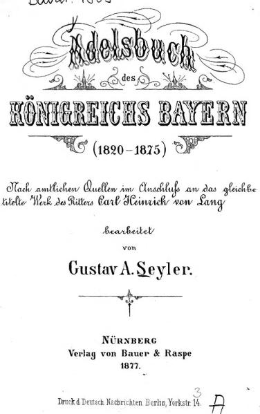 File:Seyler Adelsbuch Bayern.djvu