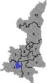 Shaanxi prfc map Yang County.png