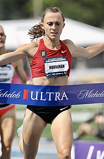 Shelby Houlihan American middle distance runner (born 1993)