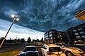 Shelf Cloud Over Mount Laurel New Jersey August 11, 2021 (51373363611).jpg