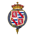 Shield of arms of Charles Grey, 2nd Earl Grey, KG, PC.png