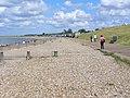 Shingly Beach, Tankerton Bay - geograph.org.uk - 502898.jpg