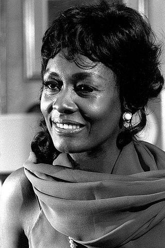 Shirley Verrett - Shirley Verrett in Milan in 1975